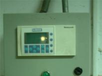 Honeywell小型温湿度、压力报警控制系统