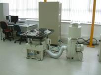 运输安全实验—振动模拟测试台